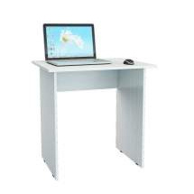 Компьютерный стол МФ Мастер Милан-2 МСТ-СДМ-02-БТ-16 76,4x60x75, белый