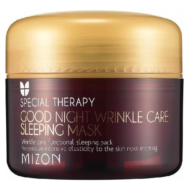 Купить Маска для лица Mizon Good Night Wrinkle Care Sleeping Mask 75 мл