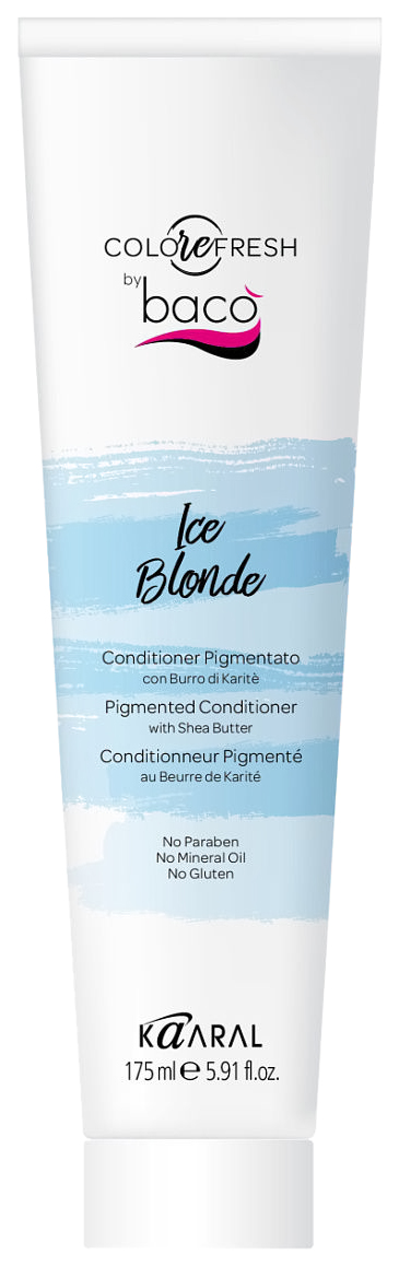 Купить Кондиционер для волос Кaaral Colorefresh Baco Ice Blonde, 175 мл, Kaaral
