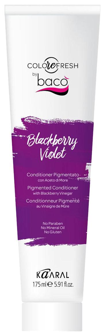 Купить Кондиционер для волос Кaaral Colorefresh Baco Blackberry Violet, 175 мл, Kaaral