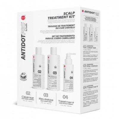 Купить Набор Комплексный уход для чувствительной кожи головы / ANTIDOTPRO Scalp Treatment, Набор 'Комплексный уход для чувствительной кожи головы' / ANTIDOTPRO Scalp Treatment