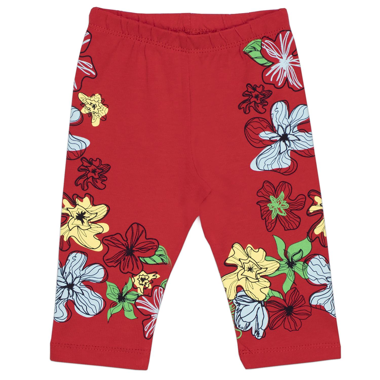 Купить 466к ап, Шорты детские Юлла, цв. красный р. 92, Шорты и брюки для новорожденных