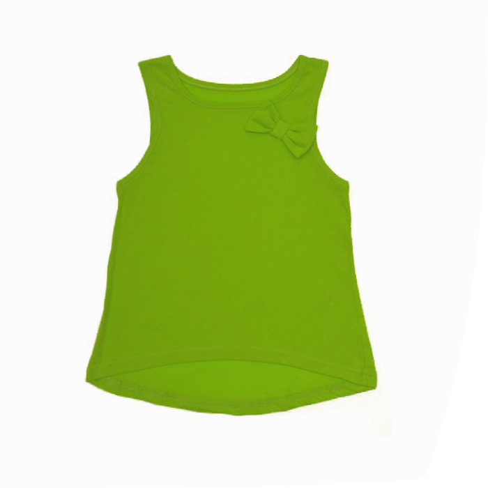 Купить 262к, Майка детская Юлла, цв. зеленый р. 80, Детские футболки
