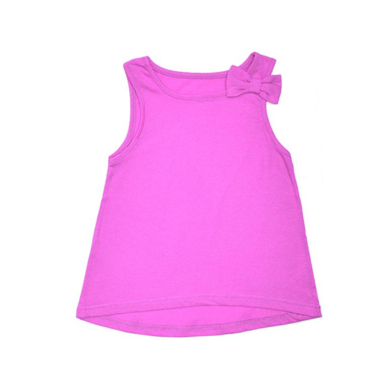 Купить 262к, Майка детская Юлла, цв. розовый р. 80, Детские футболки