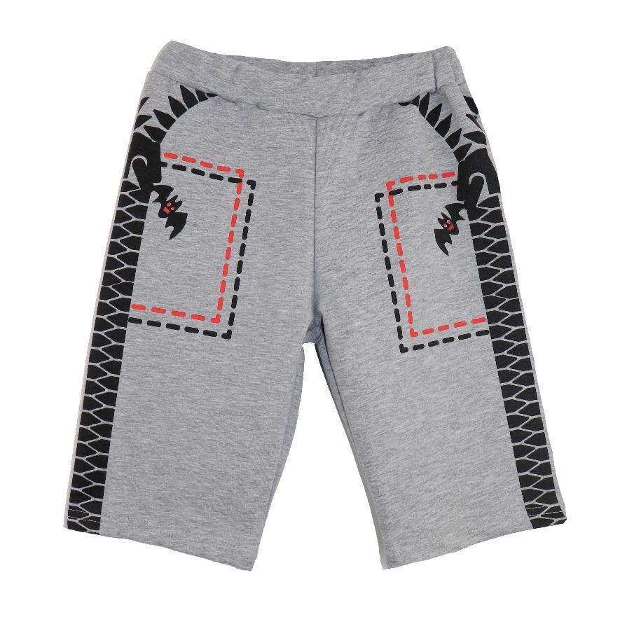 Купить 742фд ап, Шорты детские Юлла, цв. серый р. 92, Шорты и брюки для новорожденных