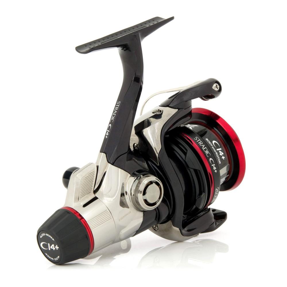 Рыболовная катушка безынерционная Shimano Stradic CI4+ 4000 RA