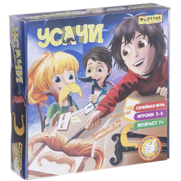 Купить Настольная семейная игра Фортуна Усачи, Семейные настольные игры