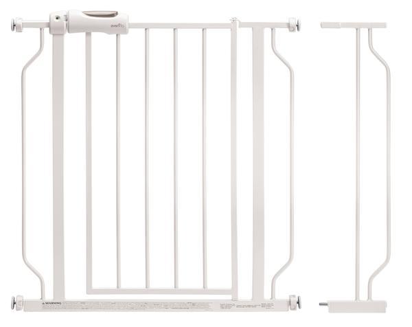 Ворота безопасности Evenflo Easy Walk-Thru White фото