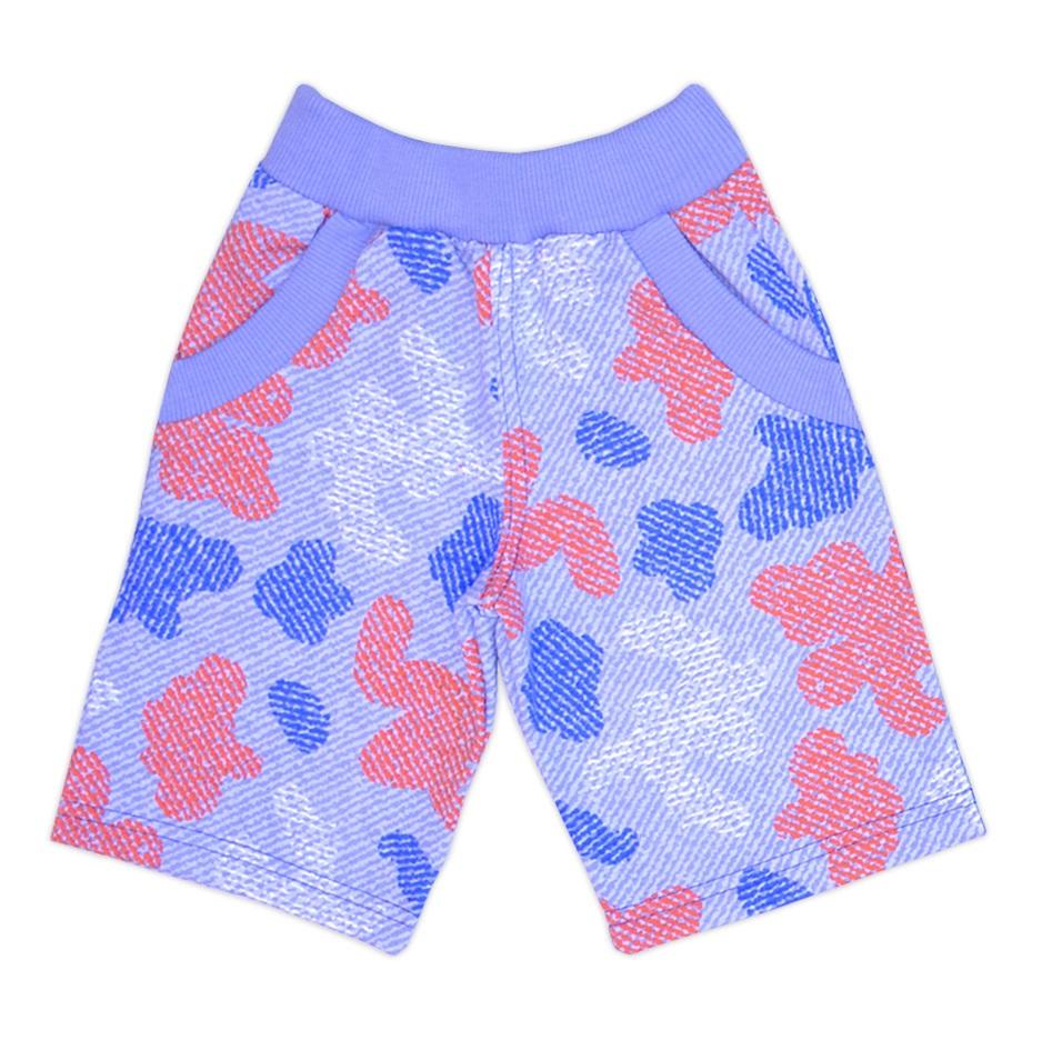 Купить 300ФД, Шорты детские Юлла, цв. фиолетовый р. 92, Шорты и брюки для новорожденных