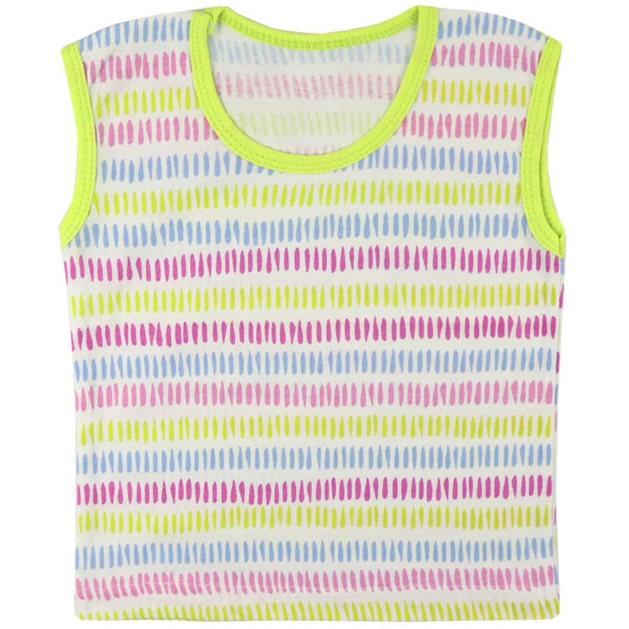 Купить 025К цв, Майка детская Юлла, цв. розовый р. 80, Детские футболки