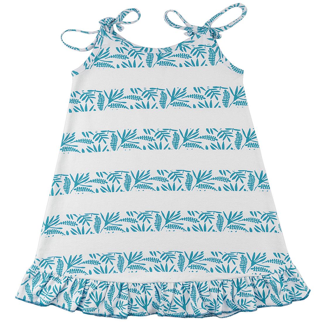 Купить 090п пол, Сарафан детский Юлла, цв. голубой р. 134, Сарафаны для девочек
