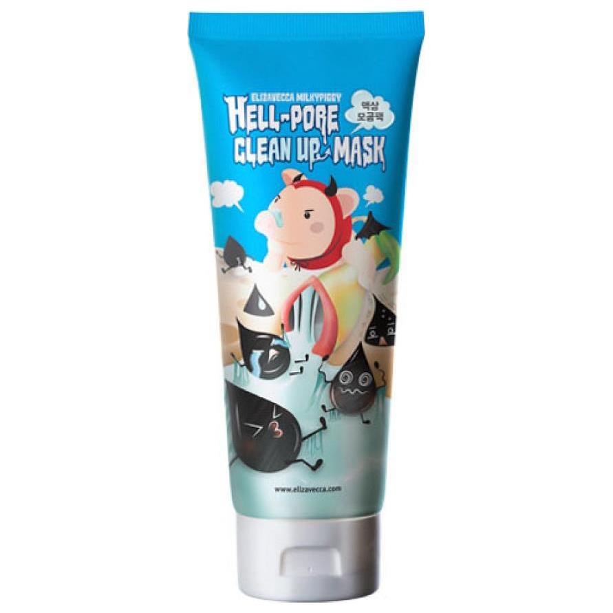 Купить Маска для лица Elizavecca Milky Piggy Hell-Pore Clean Up Mask 100 мл