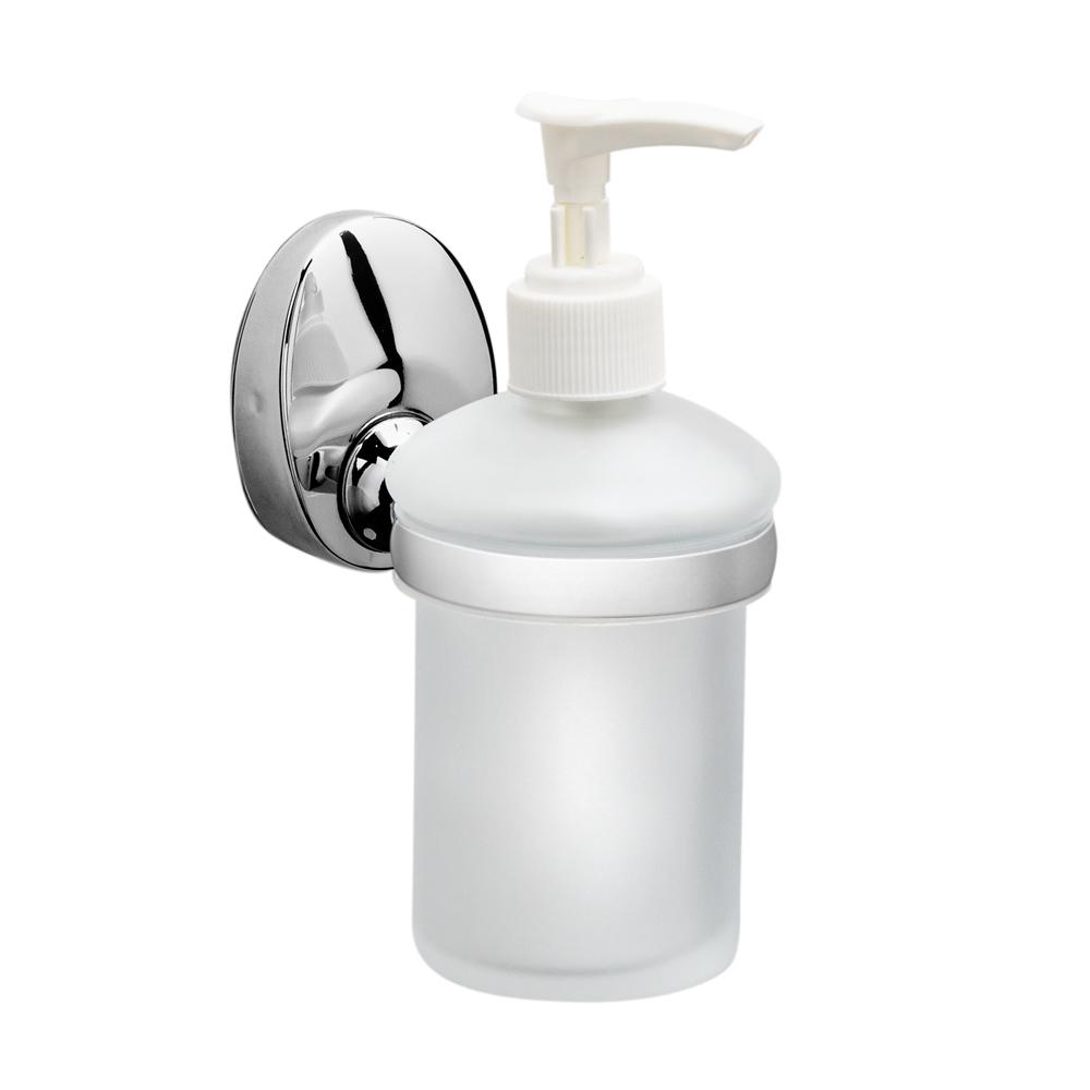 Дозатор для мыла Raiber R70116 стеклянный
