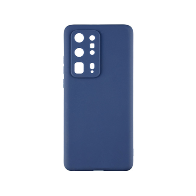 Чехол InterStep CANDY ME P40 Pro+ тёмно-синий