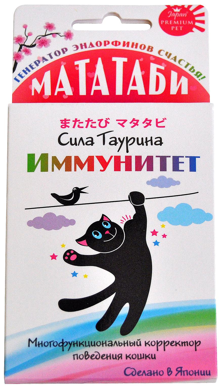 Мататаби Premium Pet Japan Сила Таурина