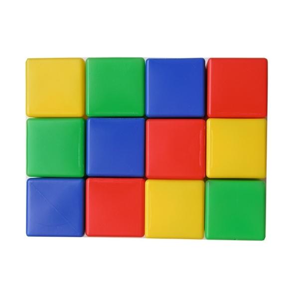 Купить Набор кубиков 12 эл. Десятое королевство 00901ДК, Десятое Королевство,