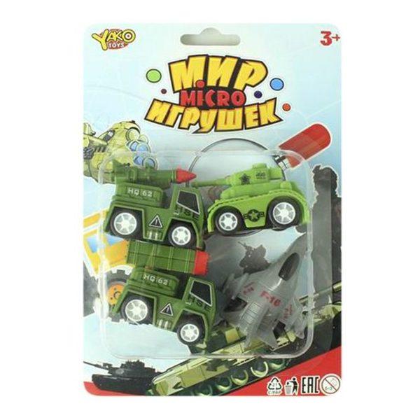 Игровой набор Наша Игрушка Военный M76185