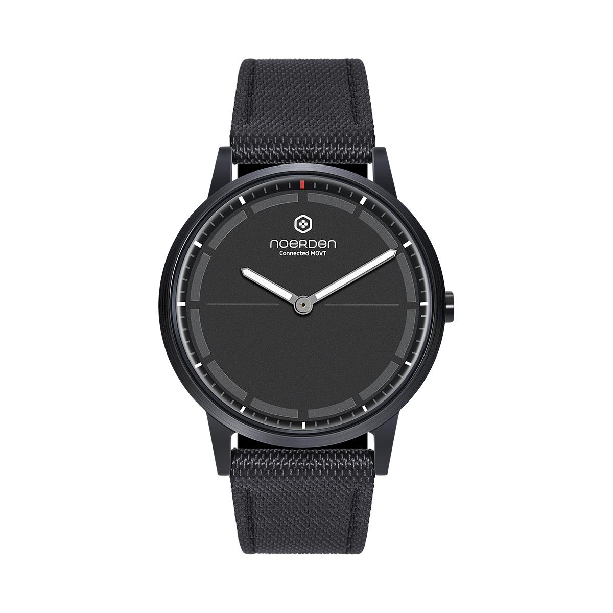 Смарт часы Noerden MATE2+ PNW 0600 Black