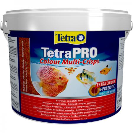 Корм для рыб Tetra Pro Colour,