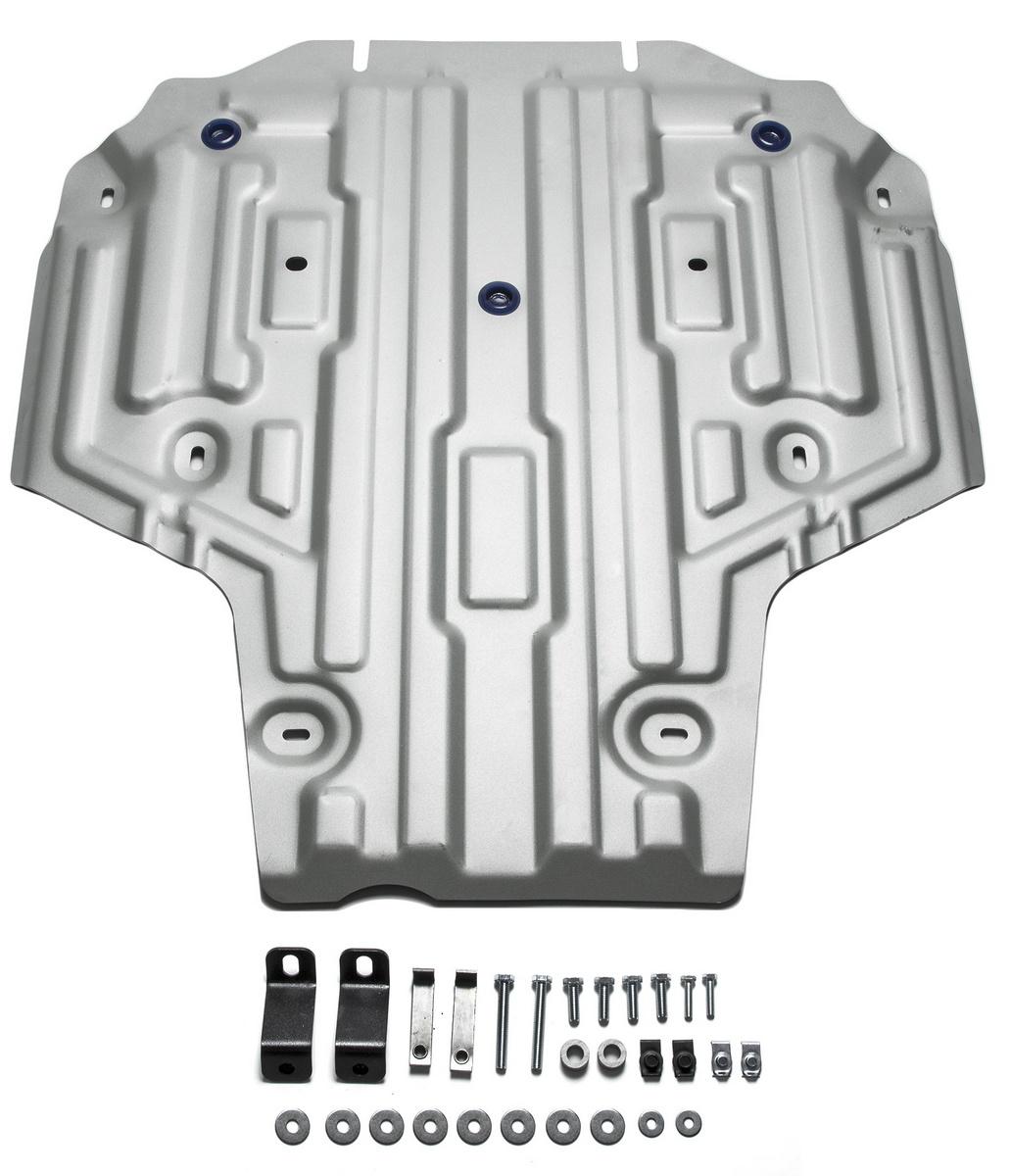 Защита КПП Rival Audi A4 B9 АКПП