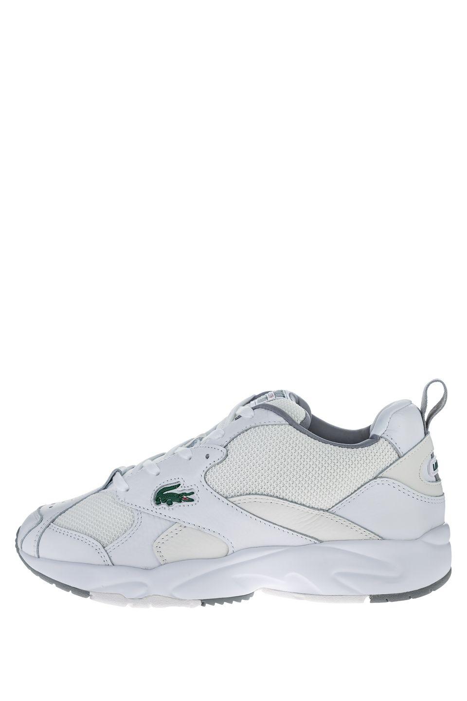 Кроссовки мужские Lacoste 739SMA006865TT белые 9 FR