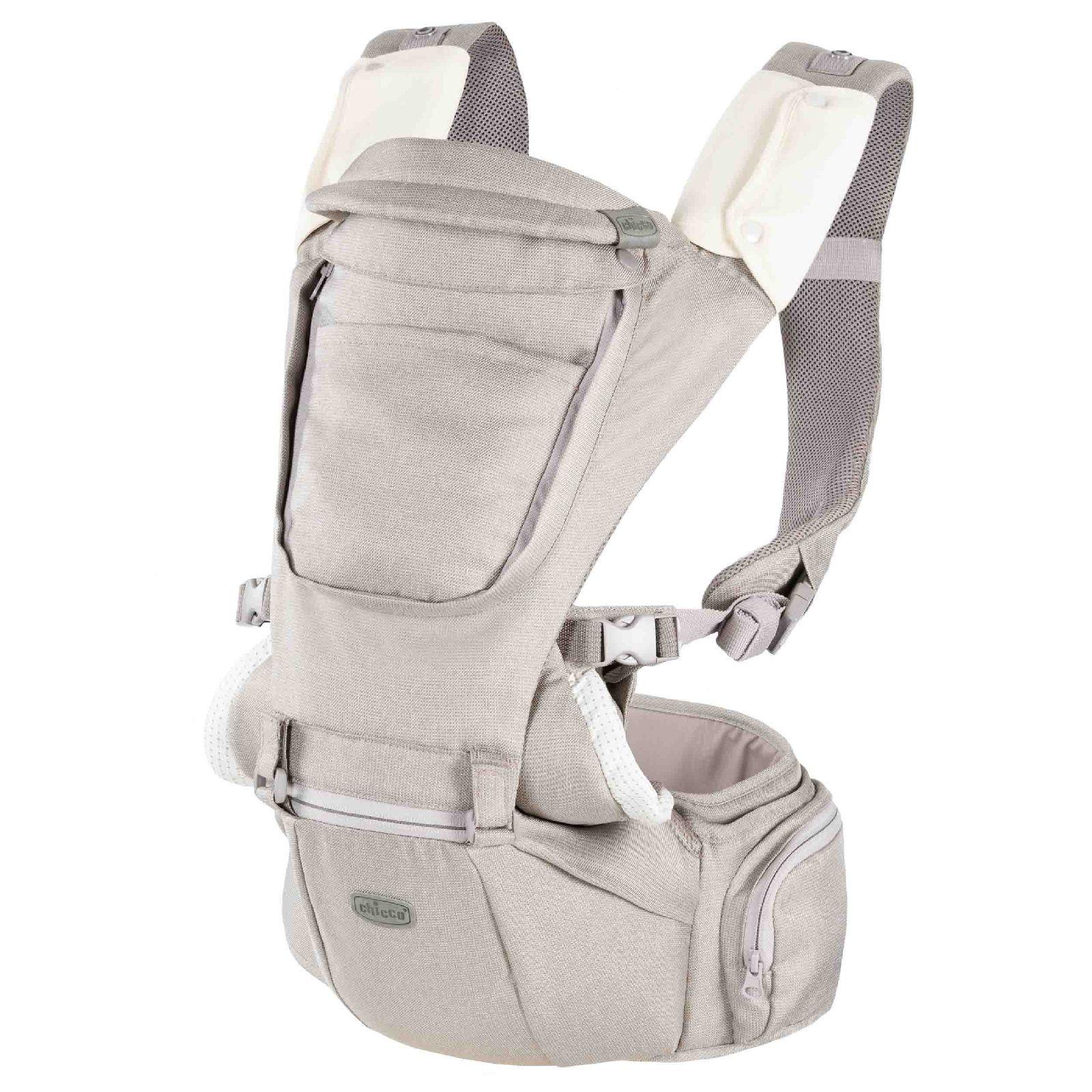 Купить Переноска-трансформер Chicco Hip Seat Carrier расцветка Hazelwood,
