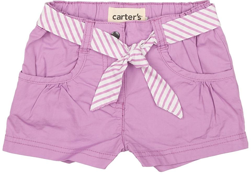 Купить Шорты для девочки Carter's 300347, р. 140, Шорты для девочек