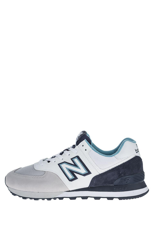 Кроссовки мужские New Balance ML574UP белые 8 US