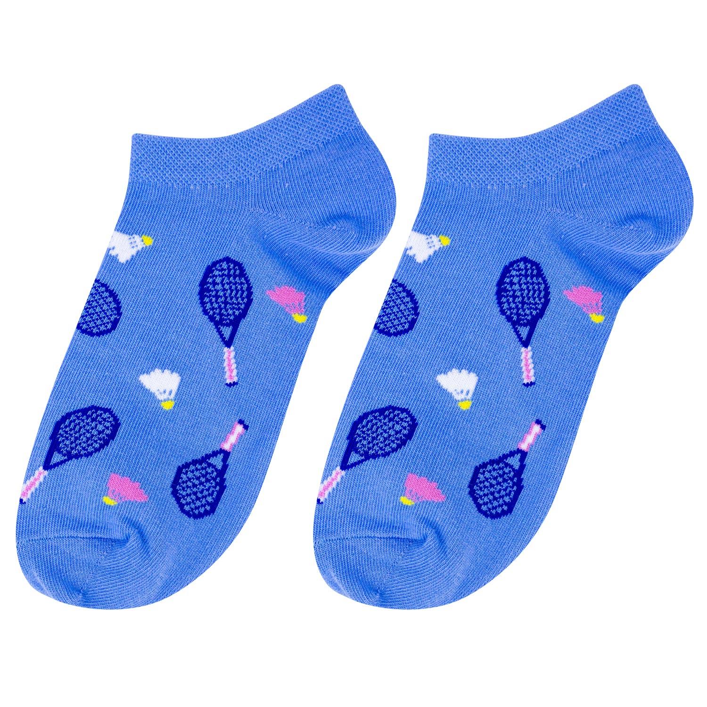 Носки женские Kawaii Factory Теннис синие 35-39