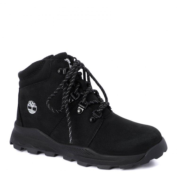 Купить Brooklyn Hiker_2089543, Кроссовки для мальчиков Timberland, цв. черный, р.34, Детские кроссовки
