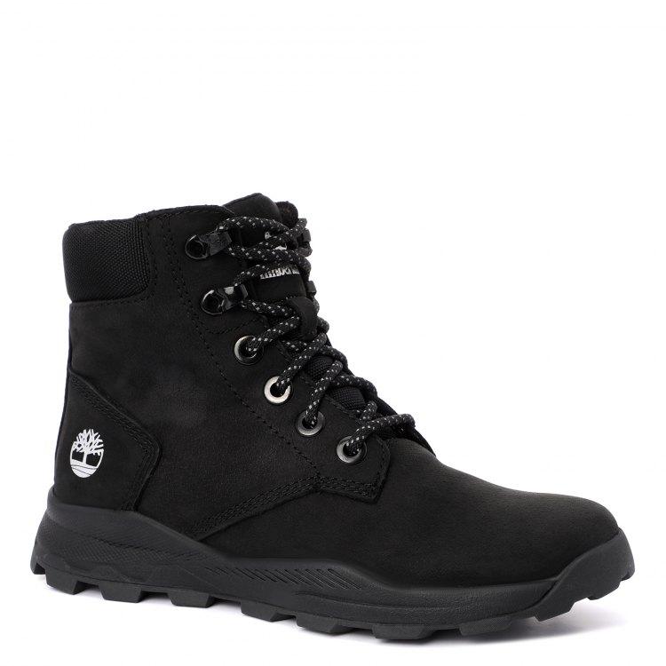 Купить Brooklyn Sneaker Boot_2089582, Ботинки для девочек Timberland, цв. черный, р.35, Детские ботинки