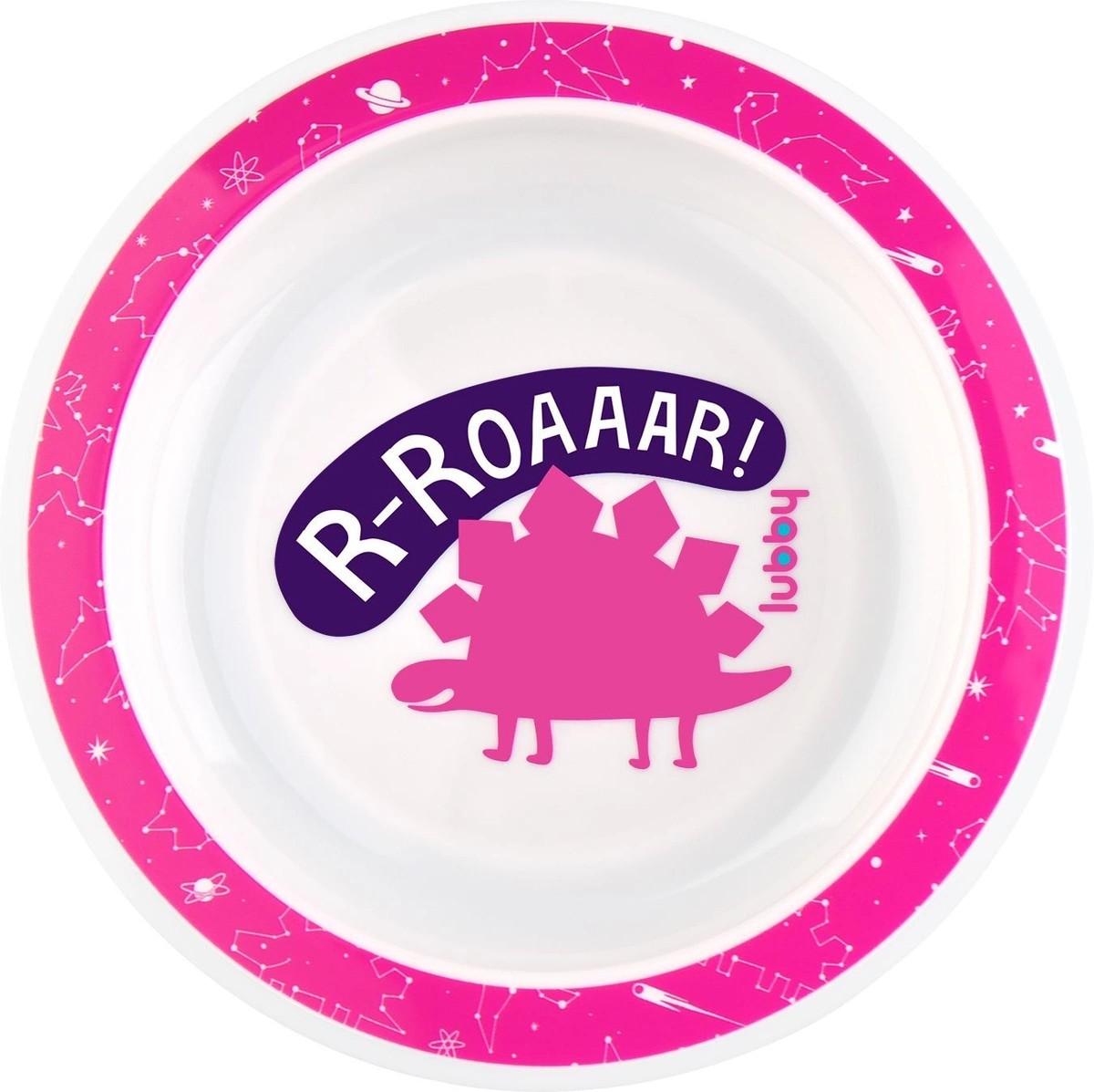 Тарелка LUBBY на присоске, от 6 мес,