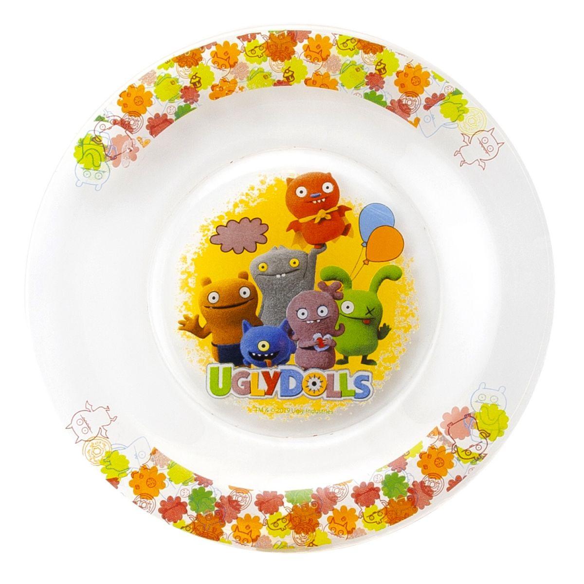 Купить Тарелка Nd Play Куклы С Характером Дизайн 2, 20 См,