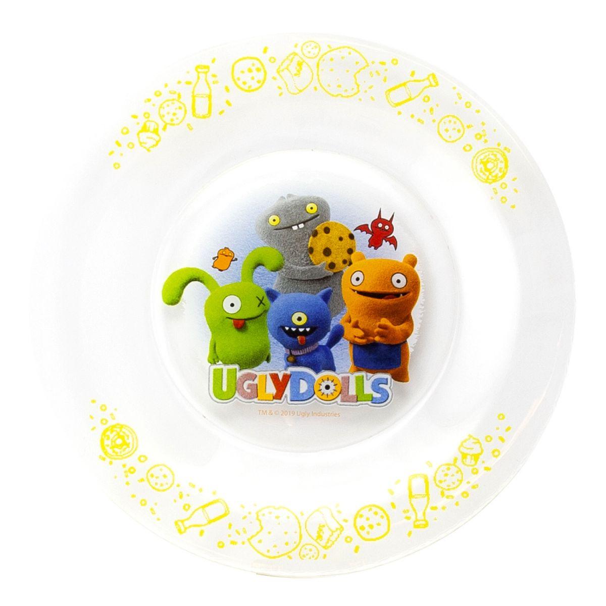 Тарелка Nd Play Куклы С Характером Дизайн