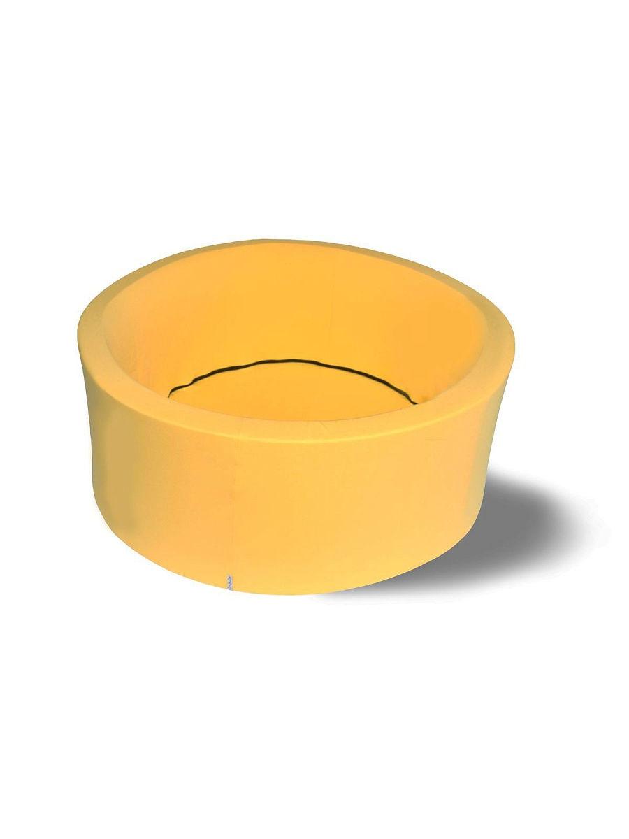 Сухой бассейн Hotenok Желтый Лайт, 85х33 см