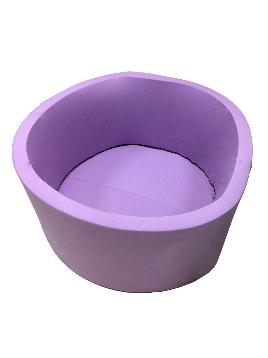 Сухой бассейн Hotenok Фиолетовый Лайт, 85х33 см