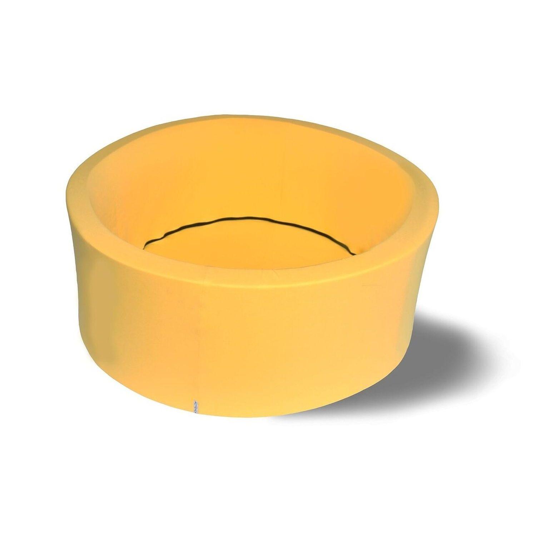 Сухой бассейн Hotenok Желтый, 100х40 см