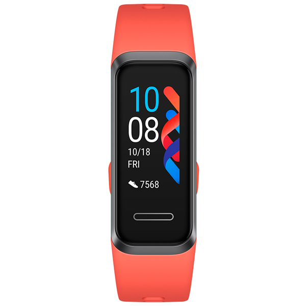 Смарт браслет Huawei Band 4 Red/Red (ADS