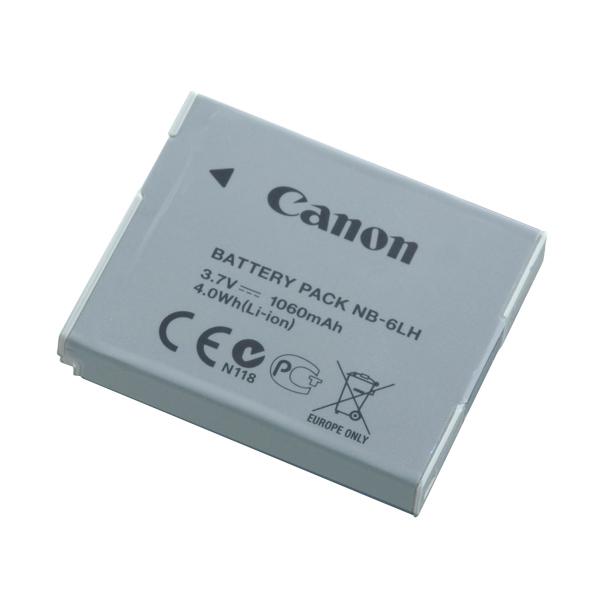 Аккумулятор для цифрового фотоаппарата Canon NB-6LH
