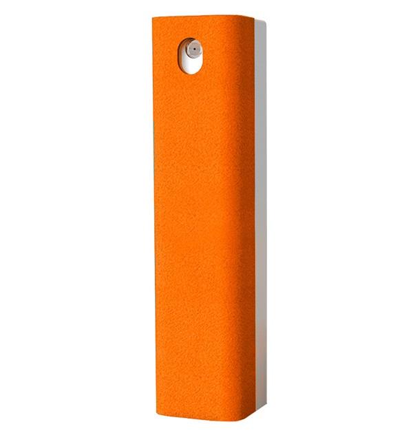 Чистящее средство KIKU Mobile +Подставка Orange (арт.