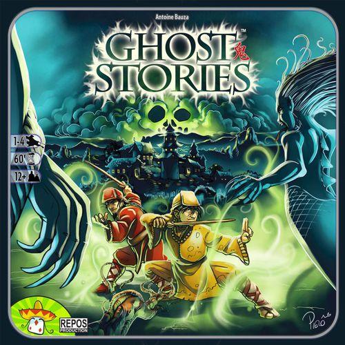 Купить Настольная игра Asmodee Истории с призраками, Семейные настольные игры
