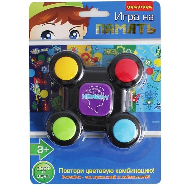 Купить Настольная семейная игра Bondibon На память, Семейные настольные игры