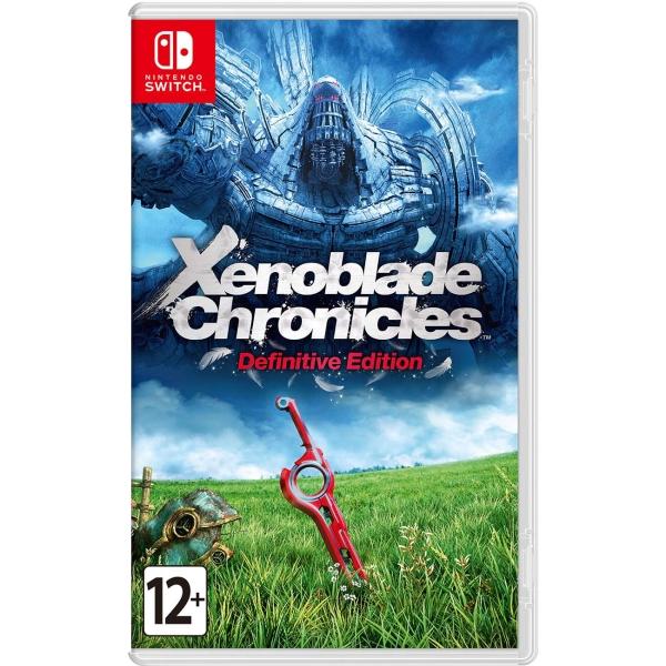 Игра Xenoblade Chronicles: Definitive Edition для Nintendo