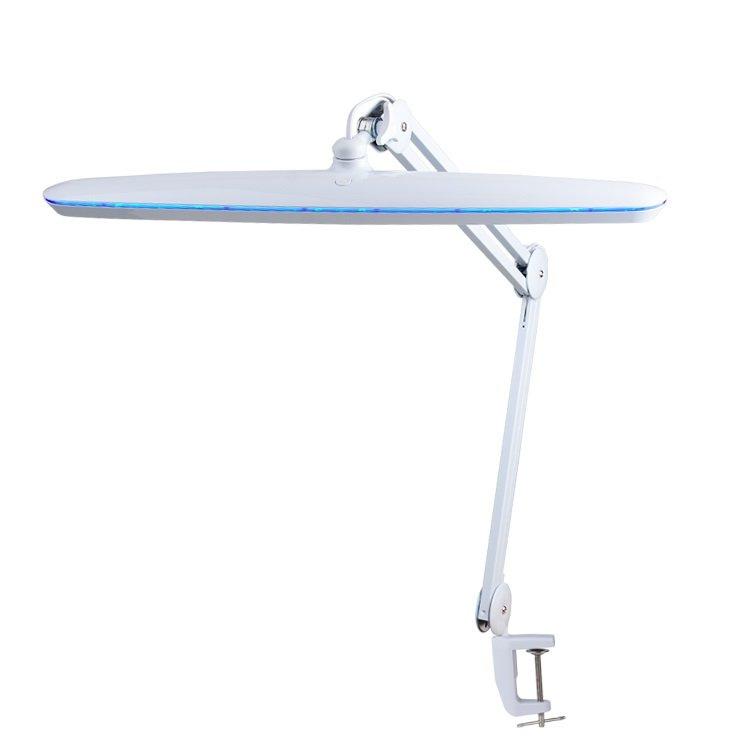 Лампа настольная светодиодная (бестеневая) OKIRA LED 117 PRO с димером яркости фото