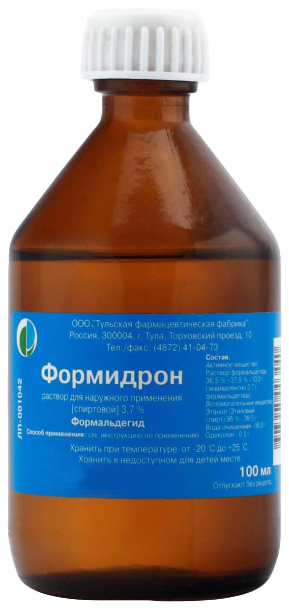 Формидрон жидк фл 100 мл N1