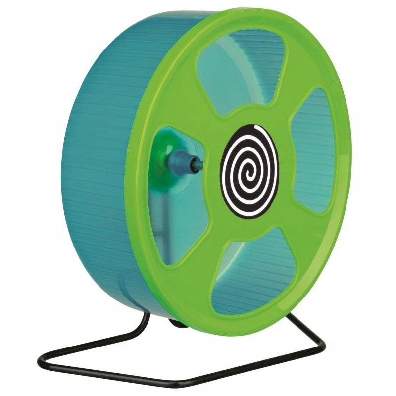 Игрушка для грызунов TRIXIE колесо, пластик, металл,