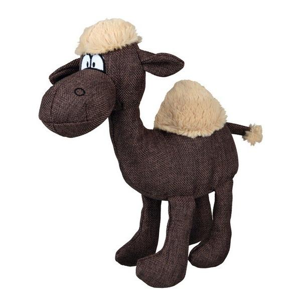 Плюшевая игрушка с пищалкой Верблюд Trixie арт.34834