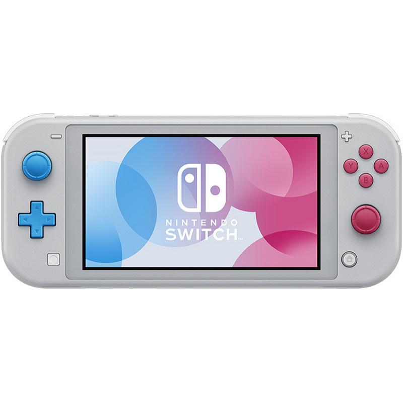 Игровая консоль Nintendo Switch Lite. Zacian and Zamazenta Edition фото