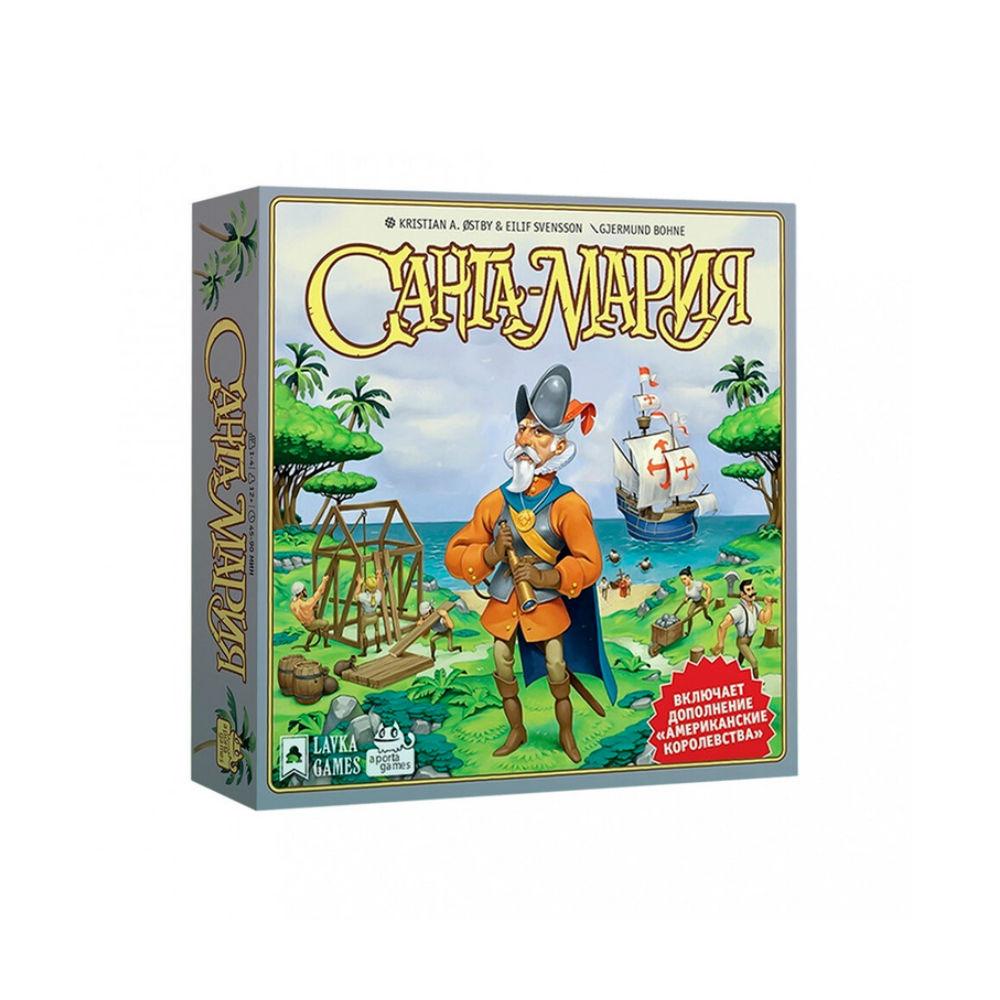 Настольная игра Lavka Games Санта Мария