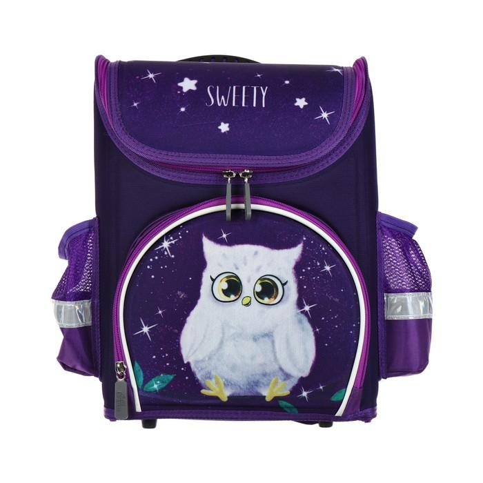 Ранец раскладной Calligrata EVA SWEETTY, 35х26х15 см, Школьные рюкзаки для девочек  - купить со скидкой